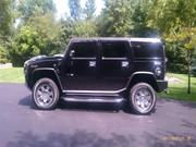 2008 Hummer Hummer H2 Luxury Sport Utility 4-Door